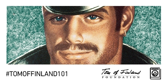 #TomOfFinland101: Be one of Tom's Men